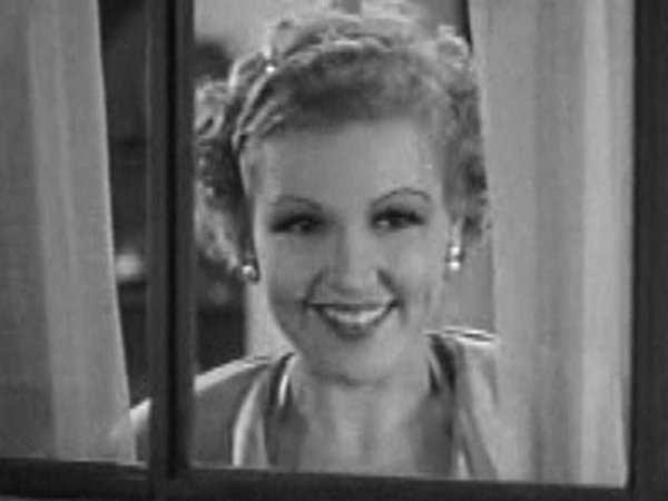 Constance Bergen in Poker At Eight (1935)